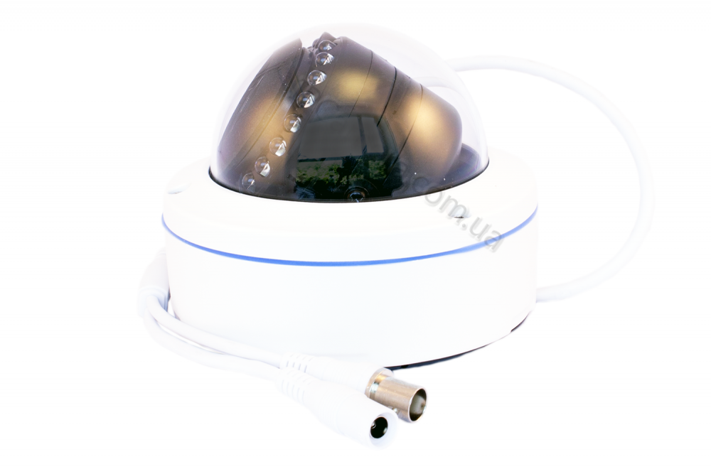Купольная аналоговая камера Winson WS-DC90034C 1Mpx - 1
