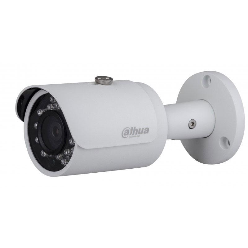 Аналоговый комплект видеонаблюдения на 4 камеры Dahua DHI-HCVR4104C и 4шт HAC-HFW1000SP - 1
