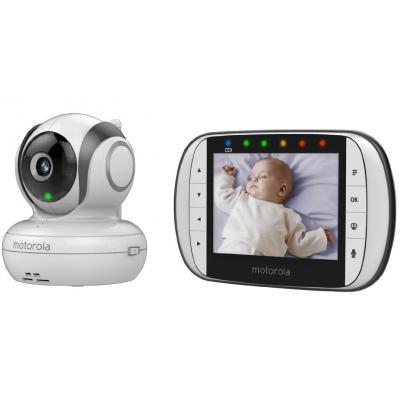 Видеоняня Motorola MBP36S с роботизированной камерой - 6