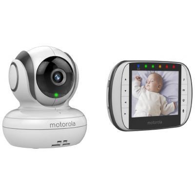 Видеоняня Motorola MBP36S с роботизированной камерой - 1