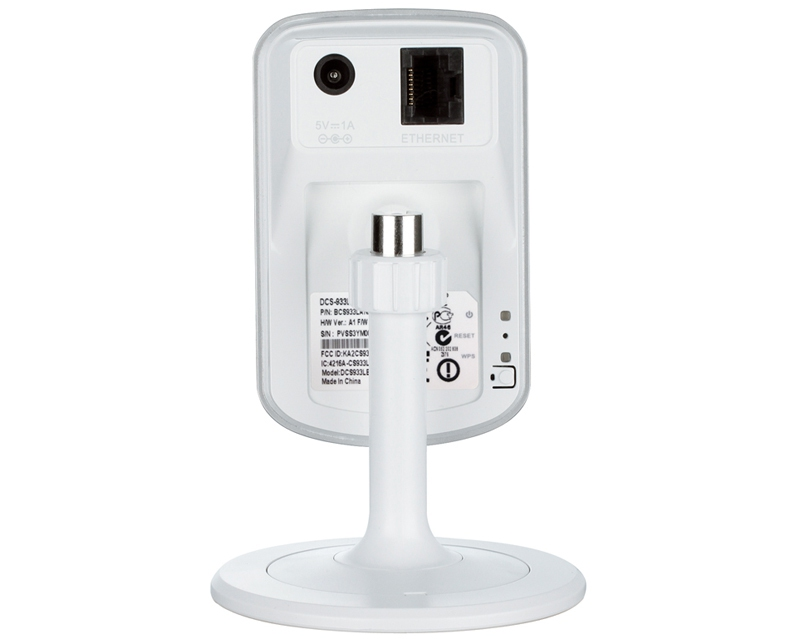 Беспроводная корпусная IP камера D-Link DCS-933L - 1