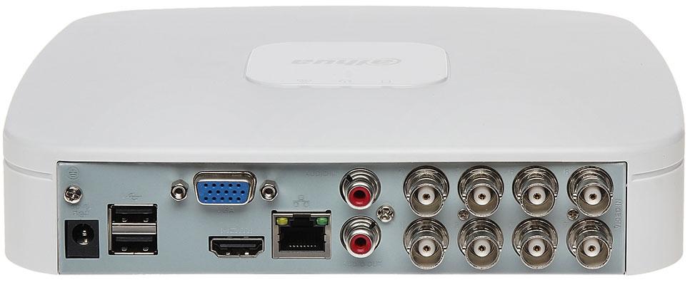 HD CVI аналоговый видеорегистратор на 8 каналов Dahua DHI-HCVR4108C-S2 - 1
