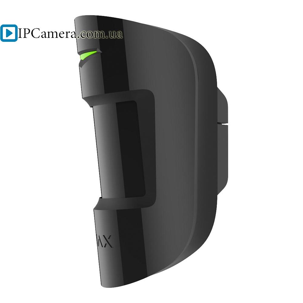 Комбинированный датчик Ajax CombiProtect [черный] - 2