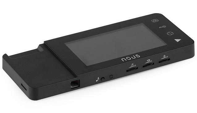 Видеодомофон Nous NV5 комплект с панелью вызова - 2