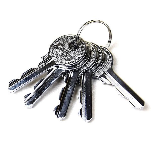 Электромеханический замок Atis Lock G (серый) - 4