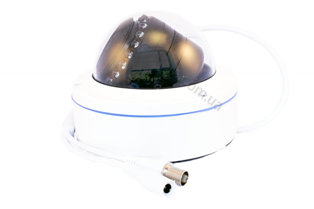 Купольная аналоговая камера Winson WS-DC97034C 2.1Mpx - 1
