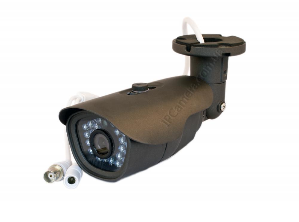 Комплект аналогового видеонаблюдения HD CVI на 4 камеры Winson WS-CVR9704 IR90143C 4pcs Seagate 1TB - 1