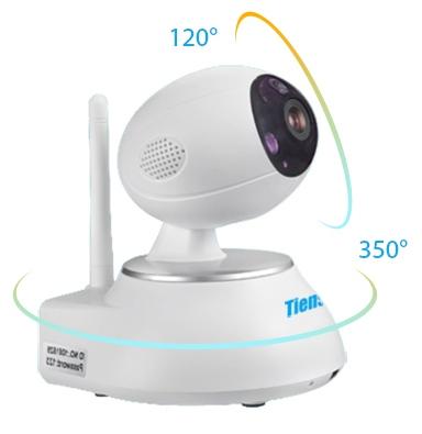 Корпусная беспроводная IP камера Tiensun TS-IPC014 1Mpx - 1