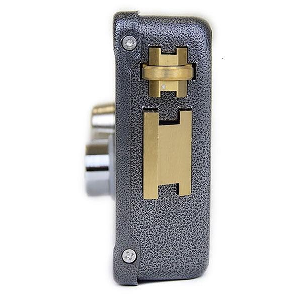 Электромеханический замок Atis Lock G (серый) - 2