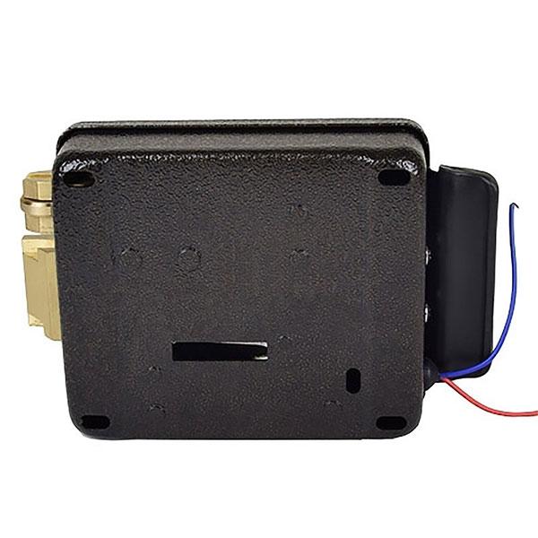 Електромеханічний замок Atis Lock B (коричневий) - 1