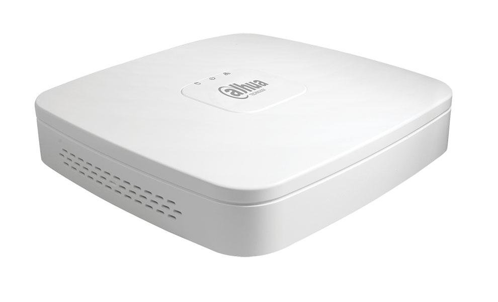 Аналоговый комплект видеонаблюдения на 4 камеры Dahua DHI-HCVR4104C и 4шт HAC-HFW1000RP - 2