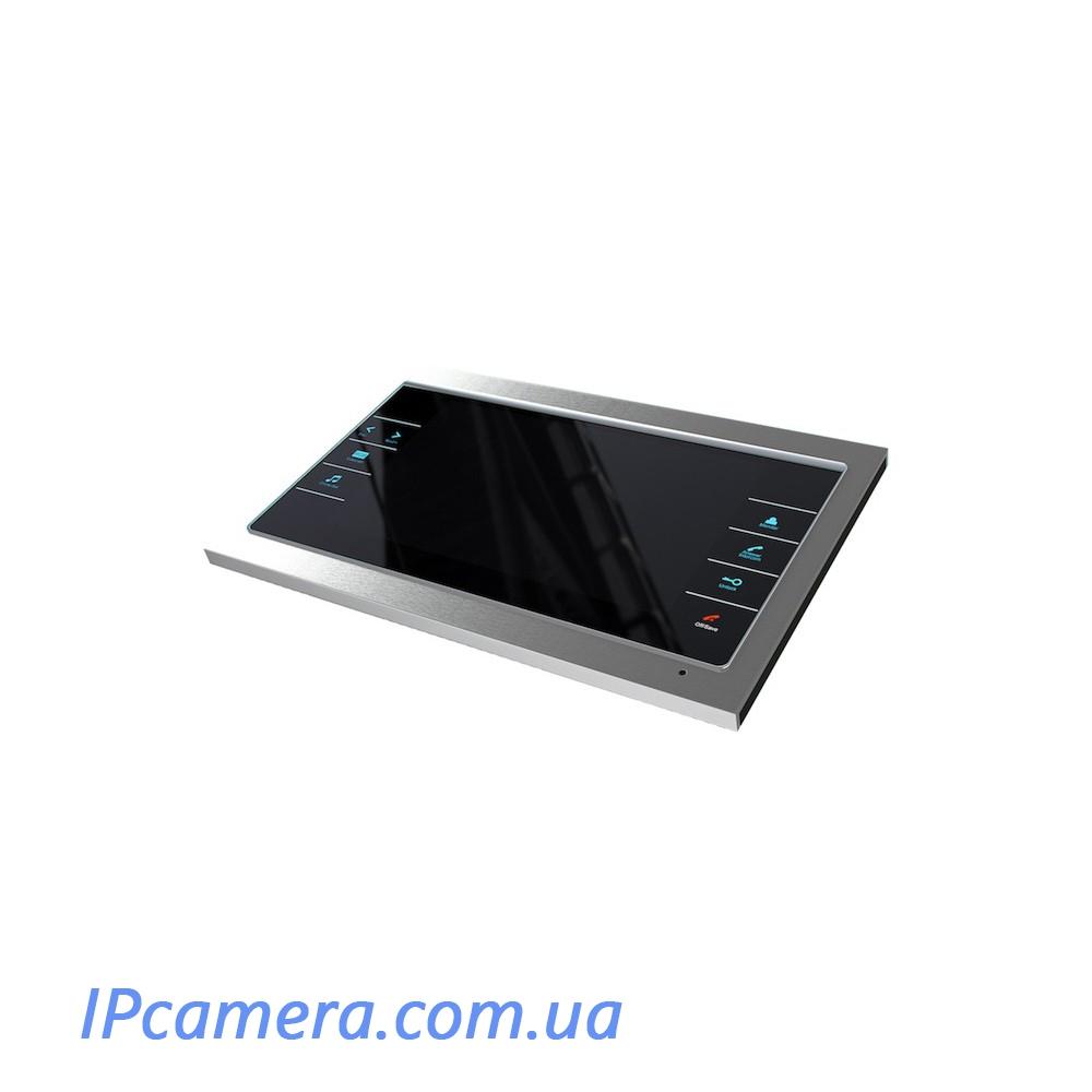 Wi-FI Відеодомофон Slinex SL-07 IP-Черный - 3
