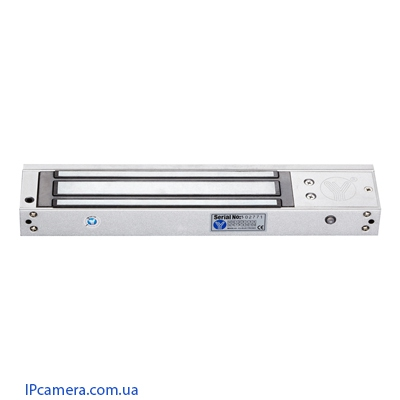 Электромагнитный замок YM-280(LED)-DS - Yli Electronic для систем контролю доступу. - 1