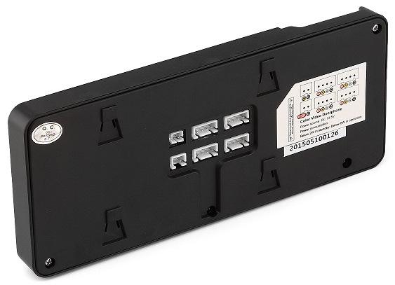 Видеодомофон Nous NV5 комплект с панелью вызова - 3