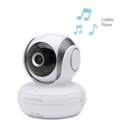 Видеоняня Motorola MBP36S с роботизированной камерой - 3