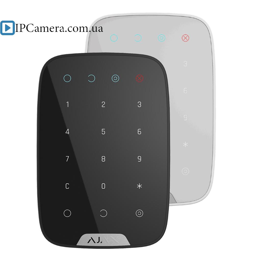 Cенсорная клавиатура Ajax KeyPad [черный] - 3