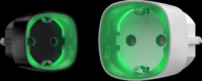 Ajax Socke White – Радиоуправляемая розетка  - 2