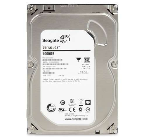 Seagate Barracuda 1TB ST1000DM003 - 17362