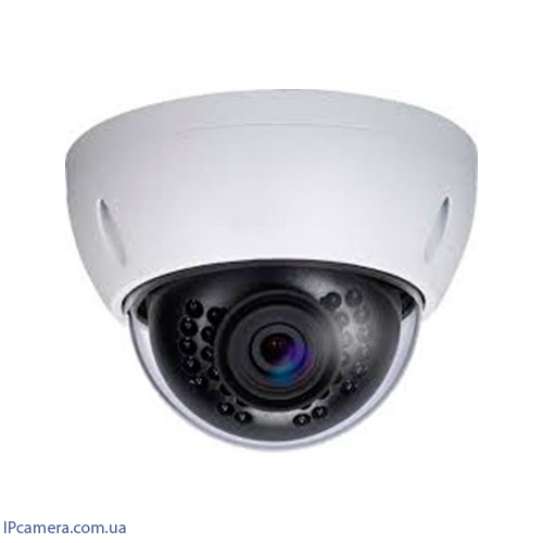 Купольная  IP камера Dahua DH-IPC-HDBW1320EP-0280B - 3 MP - 17586